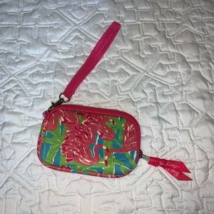 Lilly Pulitzer wallet - wristlet